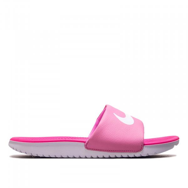 Damen Slide Kawa Pink White
