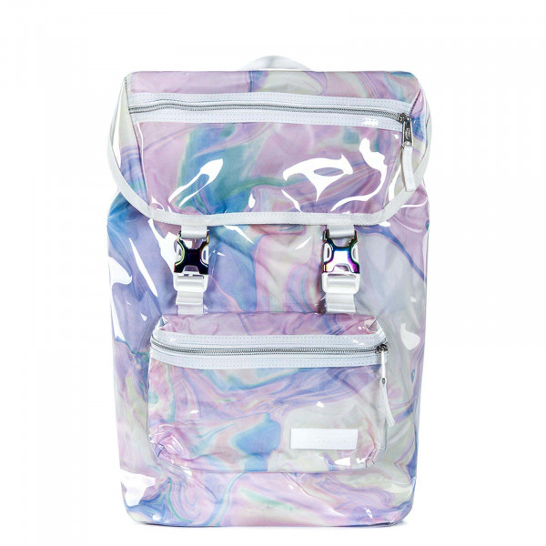 Backpack Rowlo Marble Transparent