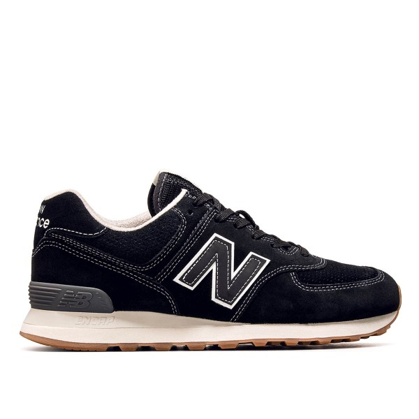 New Balance ML 574 ESE Black