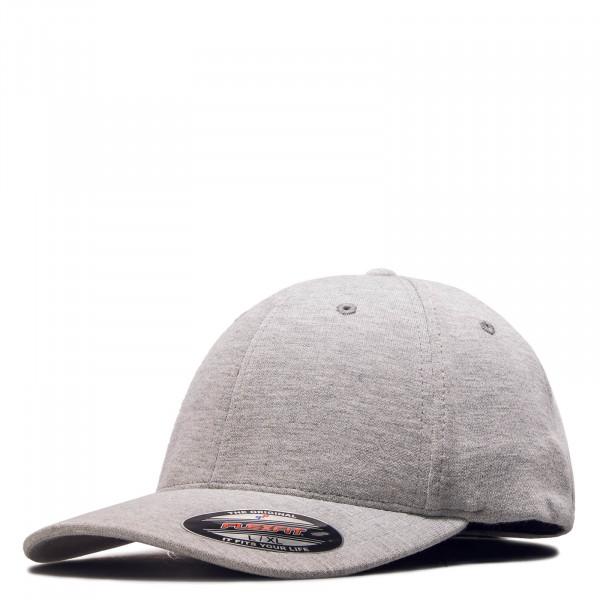 Cap Flexfit Double Jersey Light Grey