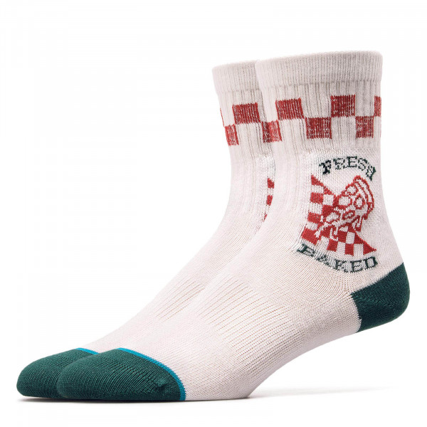 Stance Socks Kids Fresh Baked White Red