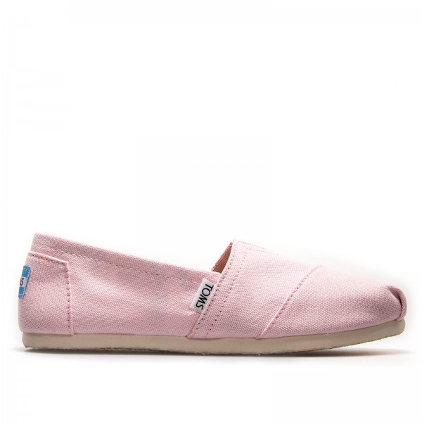 Toms Wmn Classic Pink Icing