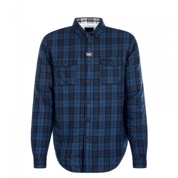 Herren Hemd Camden 2 Shirt Ink Blue