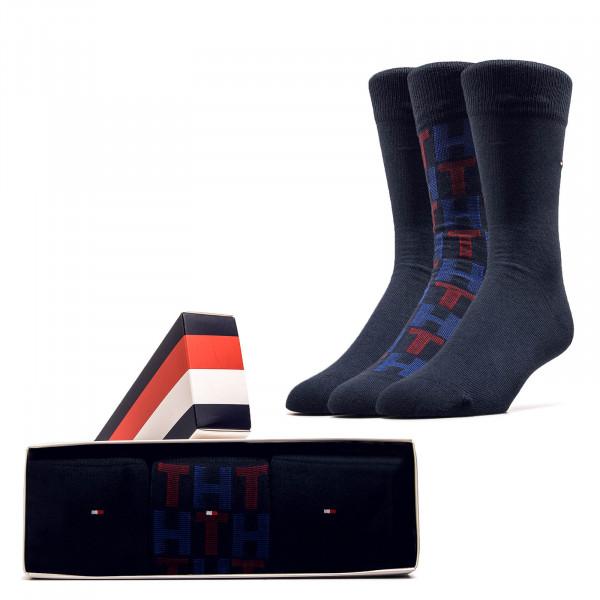 3er-Pack Socken Giftbox Mixed Navy