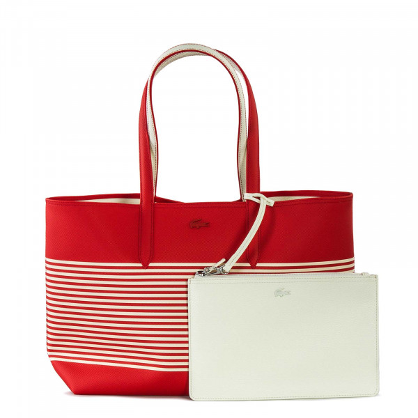 Lacoste Bag Shopping 2793 Red White