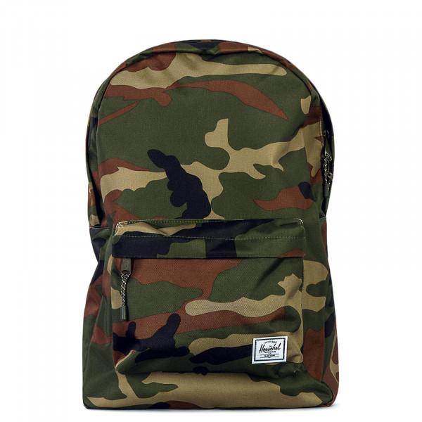 fb9e88c466bda Backpack Classic Woodland Camouflage