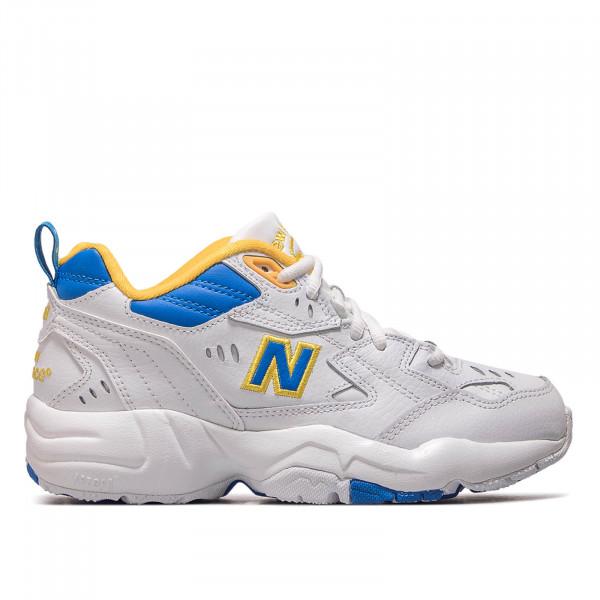 Damen Sneaker - WX 608 WP 1 - White Yellow