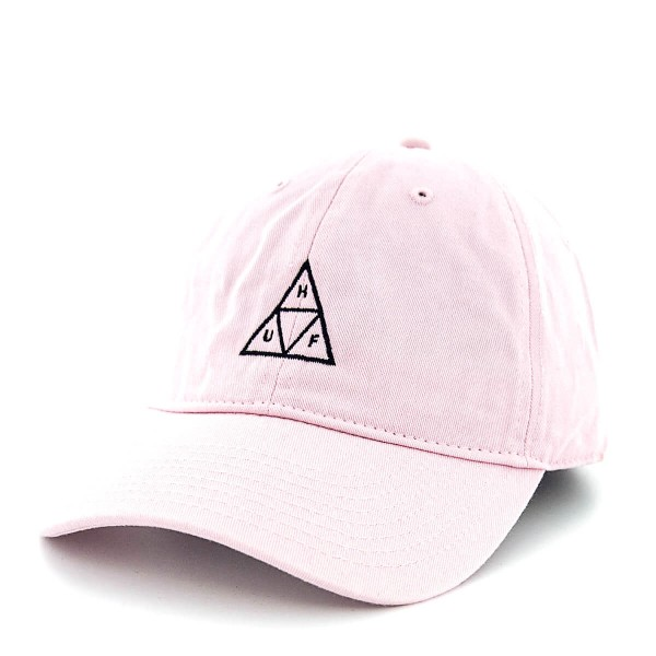 Huf Cap Triple Triangle Brim Pink