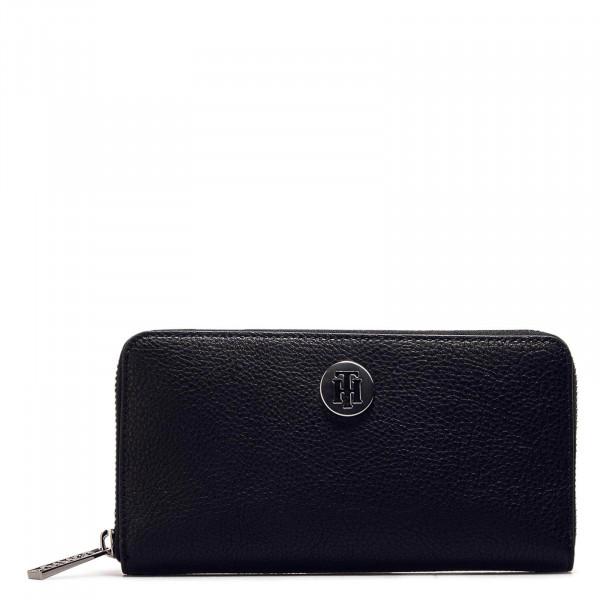 Wallet Core Large Black Silver