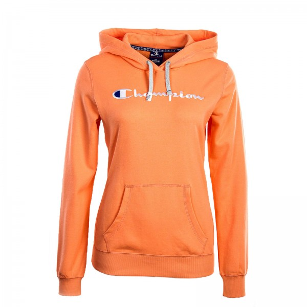 Champion Wmn Hoody 109312 Orange