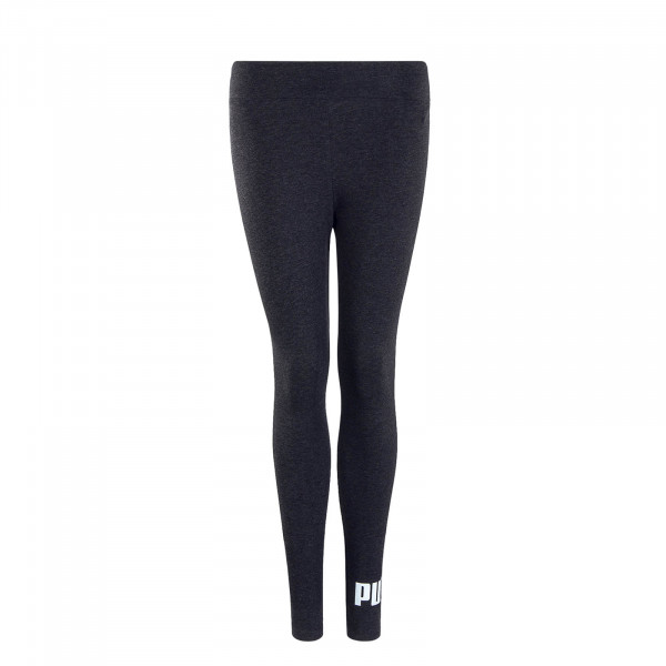Damen Leggings Logo Anthrazit