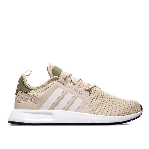 Adidas X PLR Beige  White