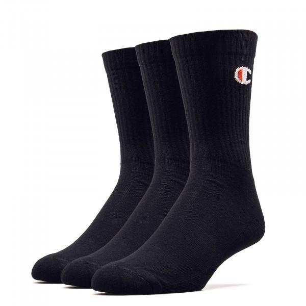 Socken 3er Pack 804618 Black