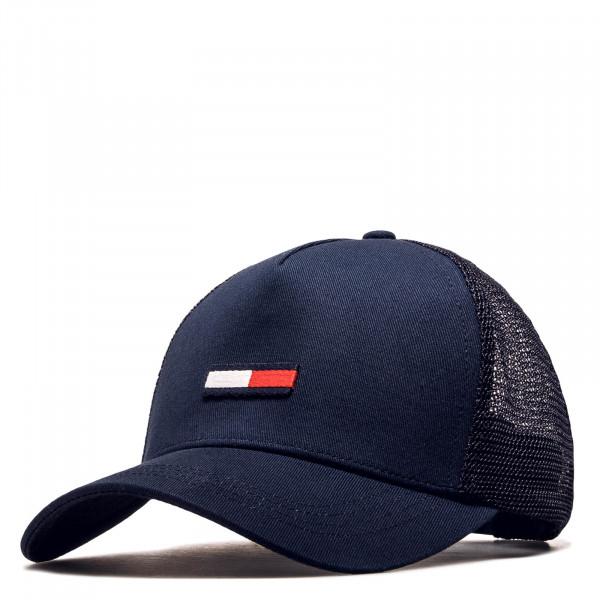Damen Cap Trucker Flag Dk Blue