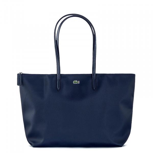 Lacoste Bag Shopping Virtual Navy