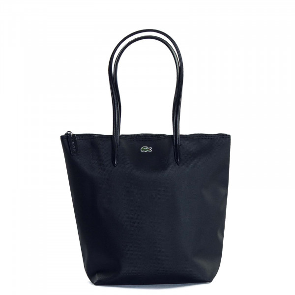 Shopping Bag Vertical Black