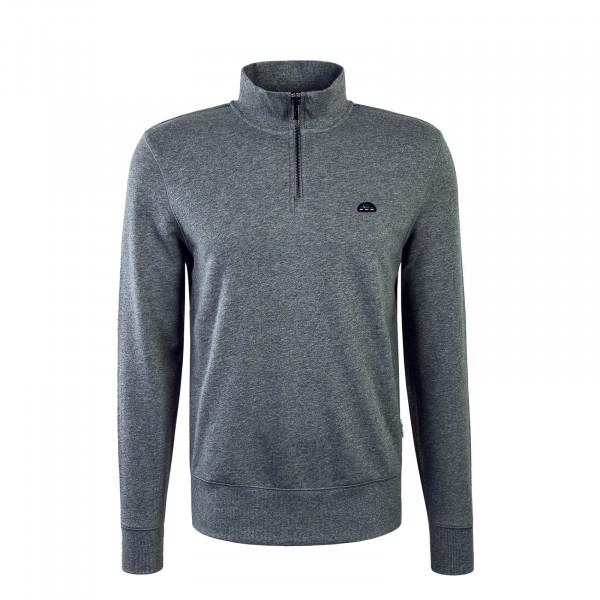 Sweat Zip Amerigo Grey