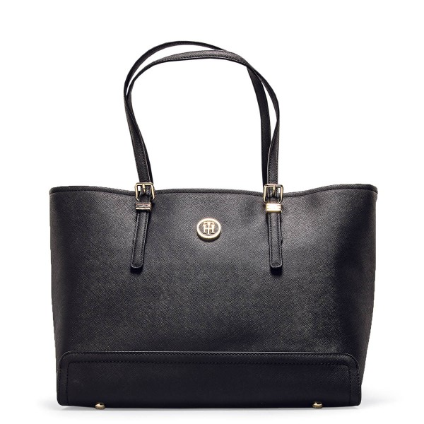 Tommy Bag Honey Black