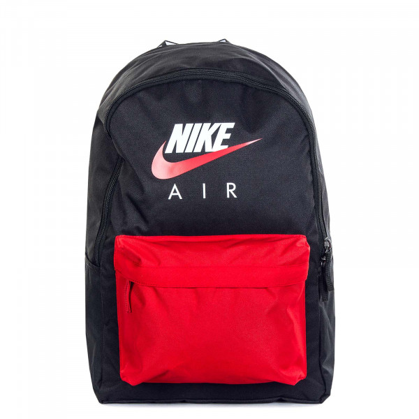 Rucksack Heritage 9265 Nike Air Black Red