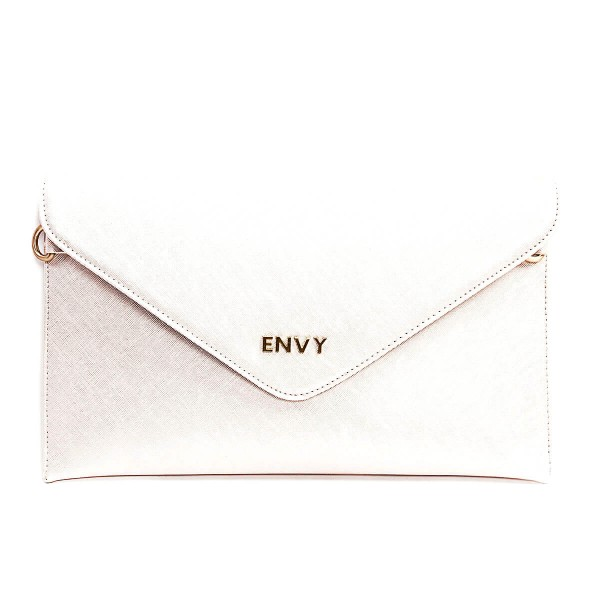 House Of Envy Bag Clubbing Clutch Pearl