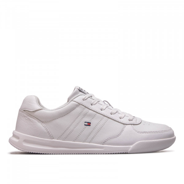 Herren Sneaker Lightweight Leather White