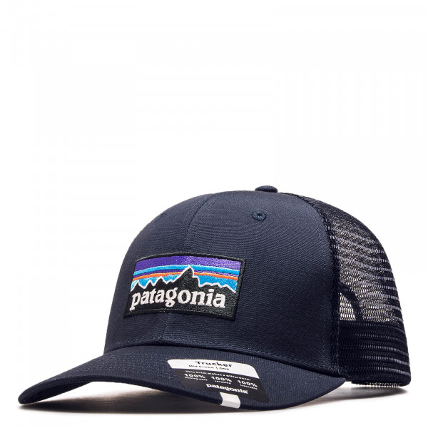 Cap Trucker P 6 Logo Navy