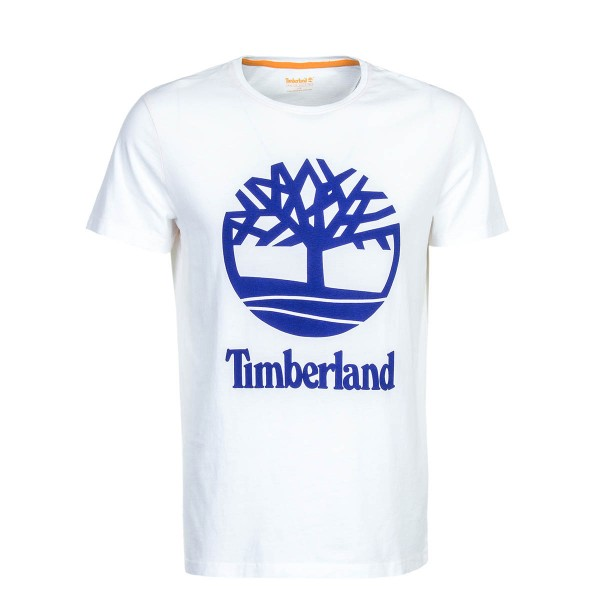 Timberland TS Linear Stacked White