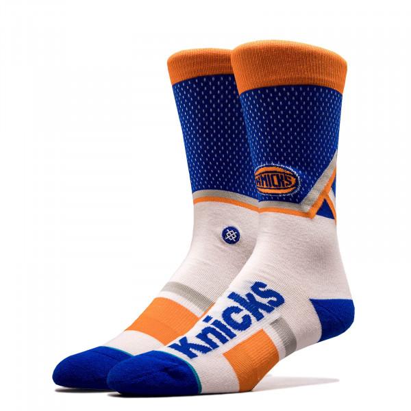 Unisex Socken NBA Knicks Royal White