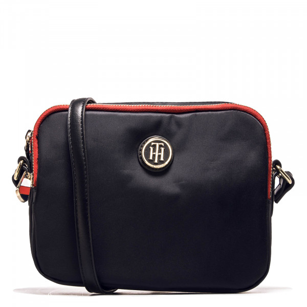 Tommy Bag Poppy Crossover Black