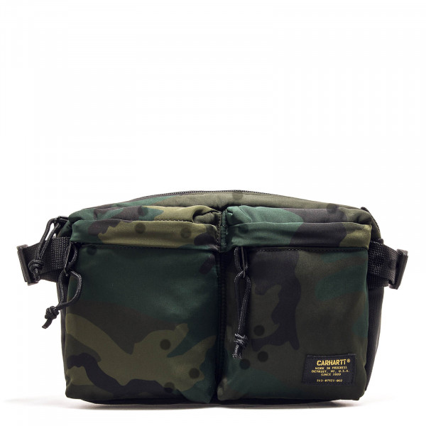 Hip Bag Military Green Camouflage