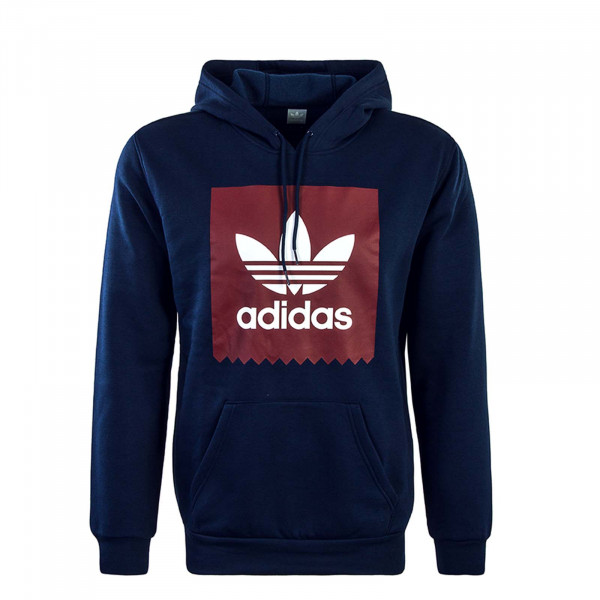 Adidas SK Hoody Solid BB Navy Bordo
