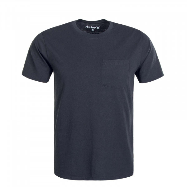 Herren T-Shirt BNZ Staple Pkt Anthrazit