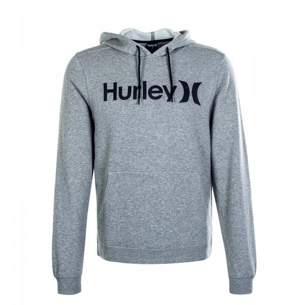 Herren Hoody One & Only Grey Black