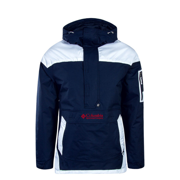 Columbia Breaker Challenger Navy White