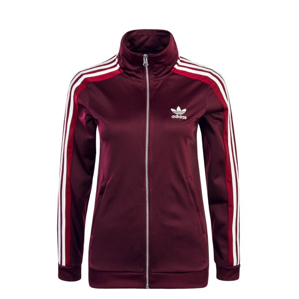 Adidas Wmn Trainingjkt Adibreak Maroon