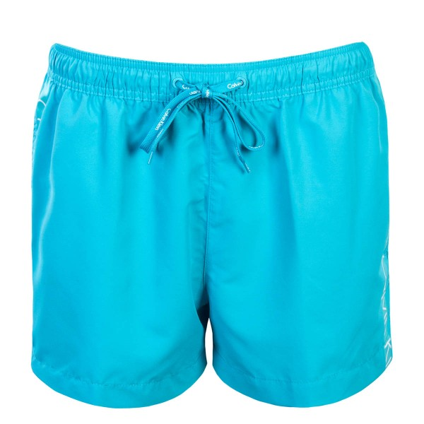 CK Boardshort Drawstring Scuba Blue