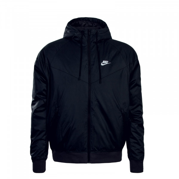 Nike Jkt Insltd Black White