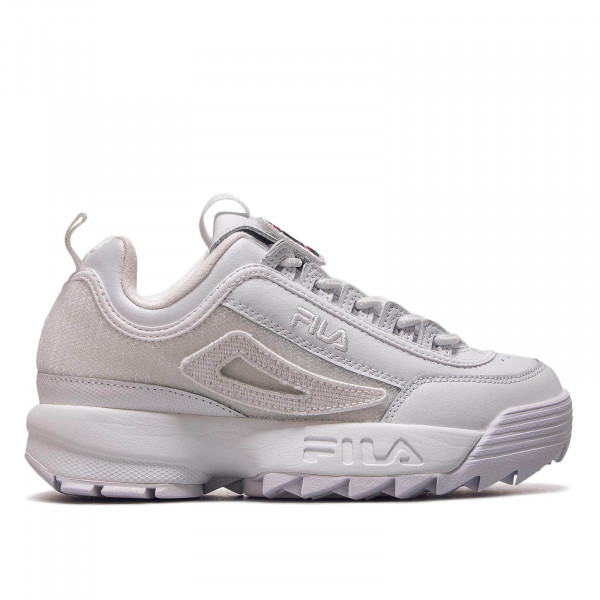 Damen Sneaker Disruptor 2 Patches White