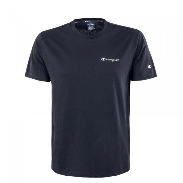 Herren T-Shirt - Crewneck - Black
