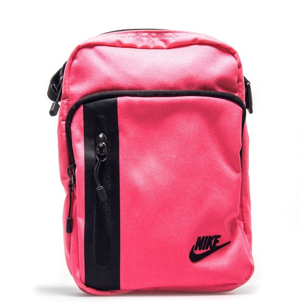 Nike Bag Tech Small Items Pink Black