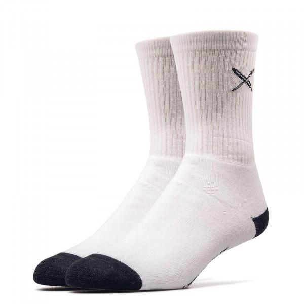 Iriedaily Socks Daily Flag White