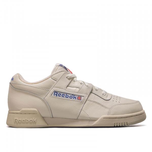 Unisex Sneaker Workout Plus 1987 TV Chalk Royal
