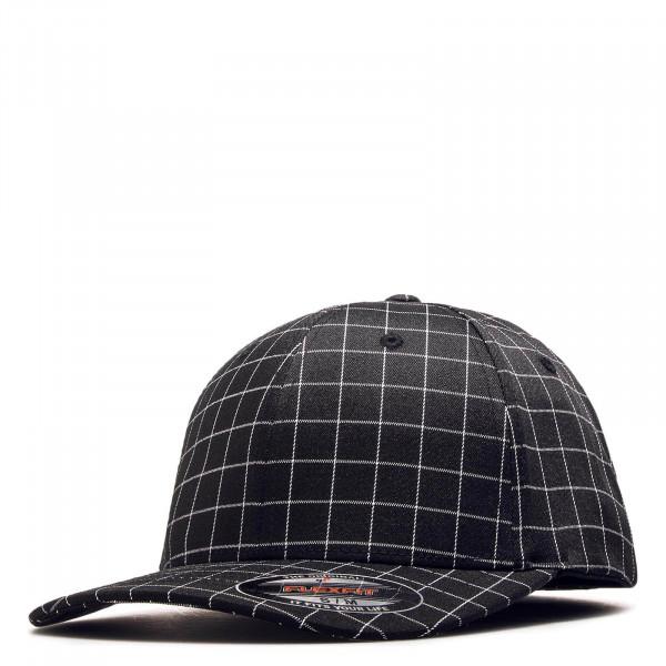 Cap Flexfit Square Check Black