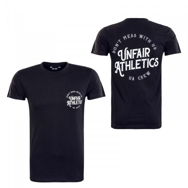 Herren T-Shirt - UA Crew - Black