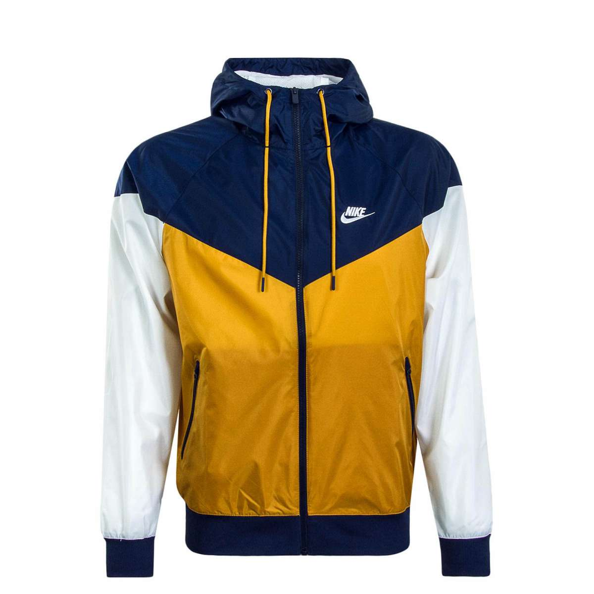 Herren Jacke NSW He WR Navy Gold White