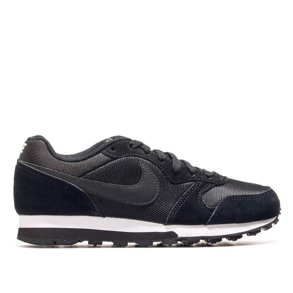 Nike Wmn MD Runner 2 Black Black White