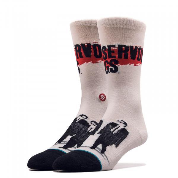Unisex Socken Reservoir Dogs White
