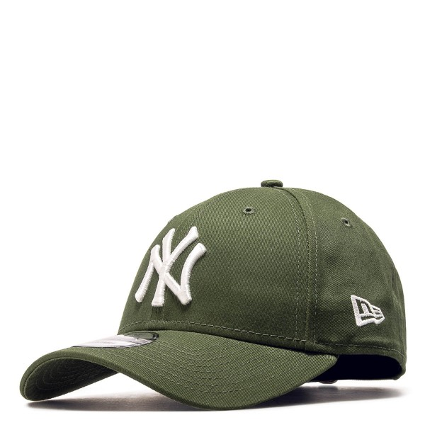 New Era Cap 9Forty NY Olive White