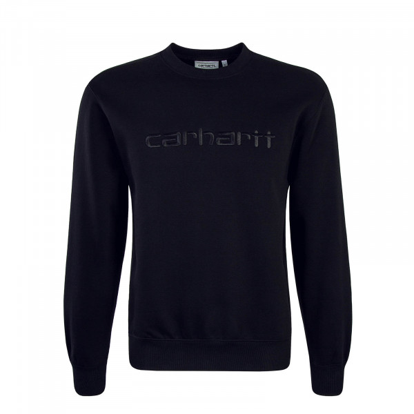 Carhartt Sweat  25478 Black Black