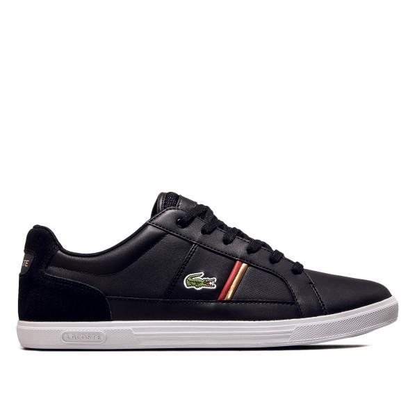 Herren Sneaker Europa 319 Black Red